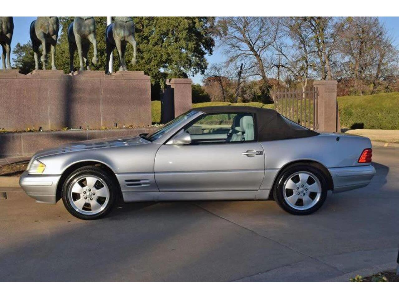 1999 Mercedes-Benz SL-Class (CC-1131263) for sale in Fort Worth, Texas