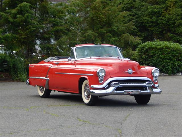 1953 Oldsmobile Super 88 (CC-1131310) for sale in Orange, Connecticut
