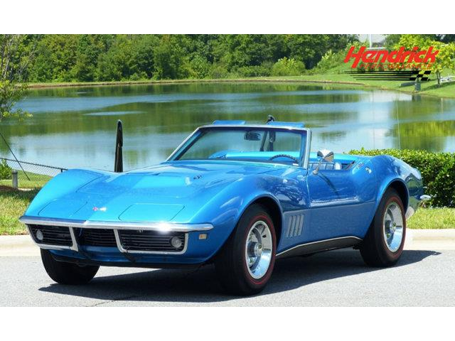 1968 Chevrolet Corvette (CC-1131543) for sale in Charlotte, North Carolina