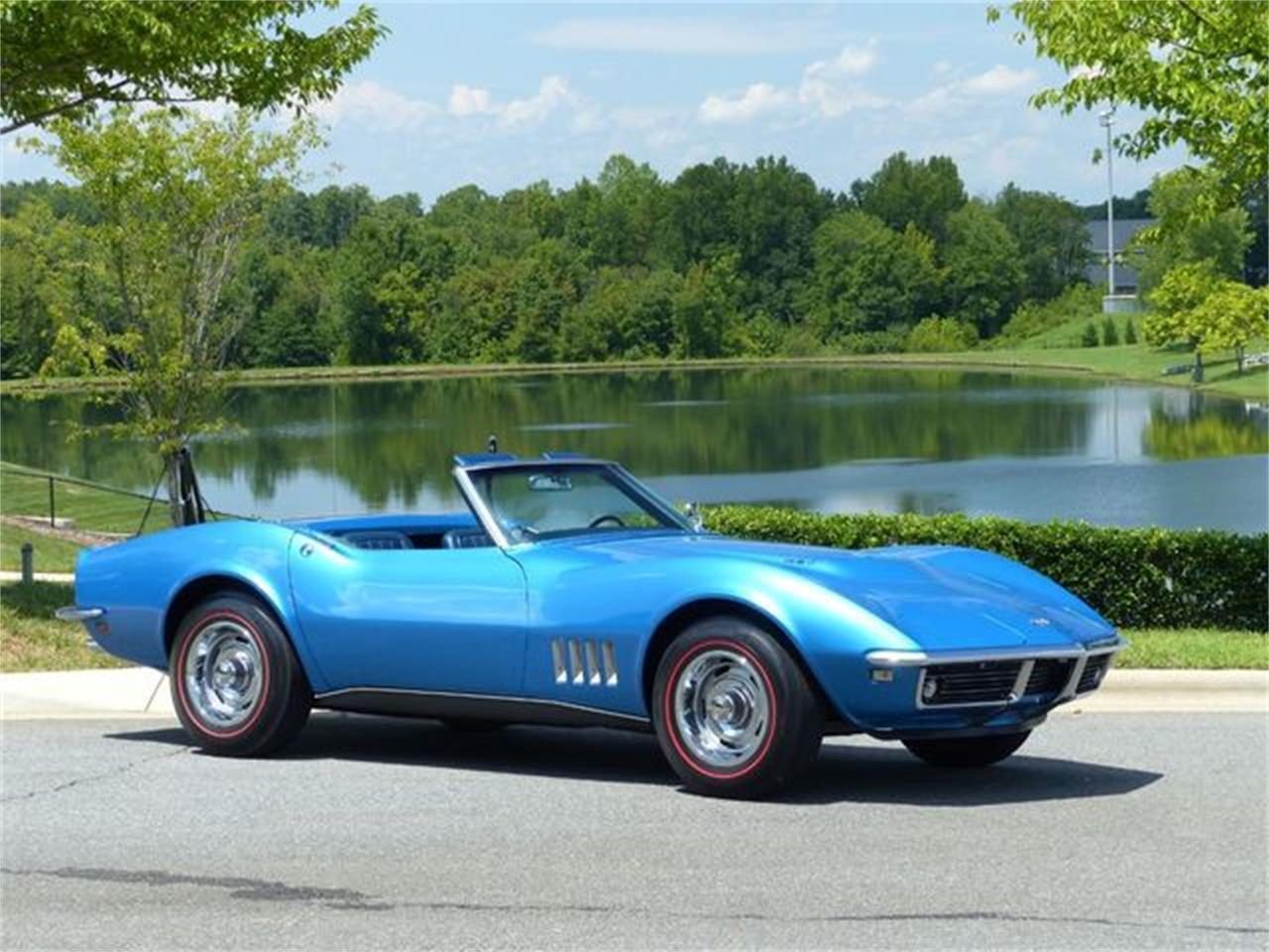 1968 Chevrolet Corvette (CC-1131543) for sale in Charlotte, North Carolina