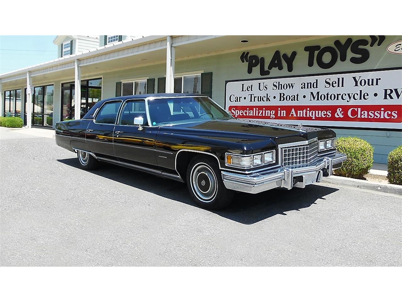 1976 Cadillac Fleetwood (CC-1131676) for sale in Redlands, California