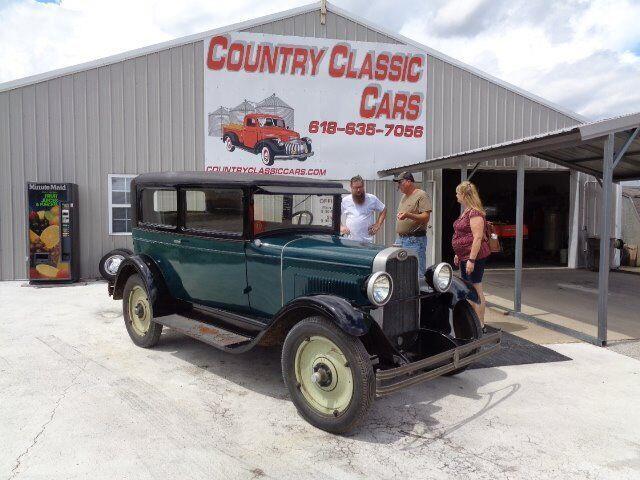 1928 Chevrolet 2-Dr Sedan (CC-1131793) for sale in Staunton, Illinois