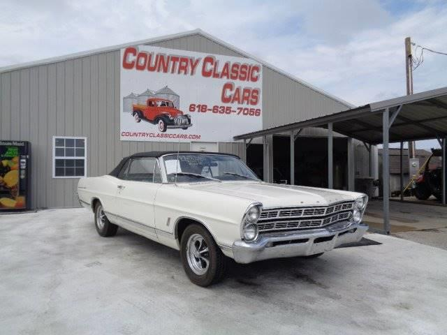 1967 Ford Galaxie 500 (CC-1131796) for sale in Staunton, Illinois