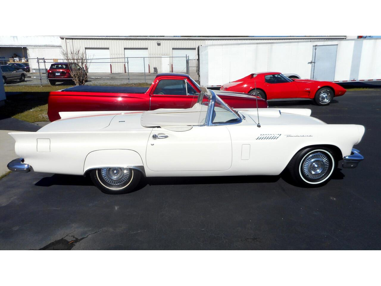 1957 Ford Thunderbird (CC-1131858) for sale in Greenville, North Carolina