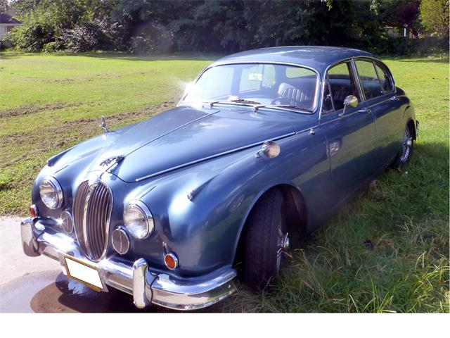 1963 Jaguar Mark II (CC-1131945) for sale in Portsmouth, Virginia