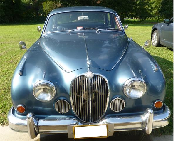 1963 Jaguar Mark II (CC-1131945) for sale in Portsmouth, Virginia