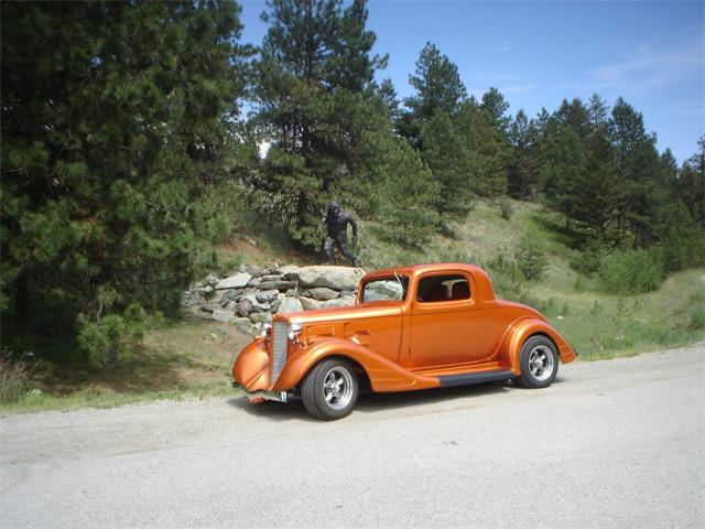 1934 Nash Lafayette (CC-1132272) for sale in Prince George, British Columbia