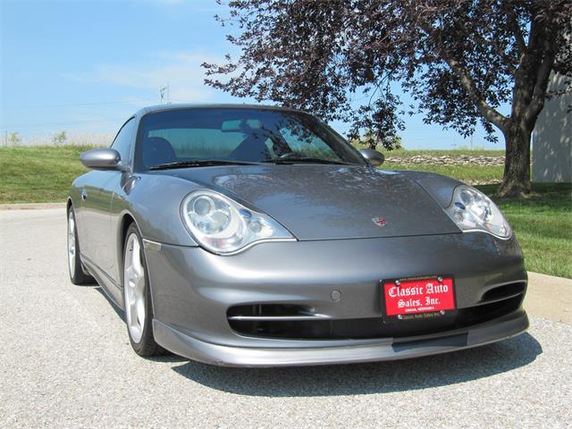 2002 Porsche 911 Carrera (CC-1130234) for sale in Omaha, Nebraska