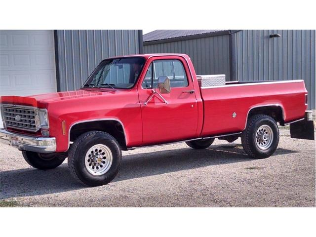 1976 Chevrolet C/K 1500 (CC-1132421) for sale in San Luis Obispo, California