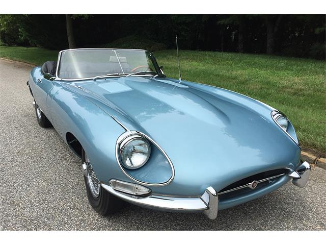 1968 Jaguar E-Type (CC-1132472) for sale in Southampton, New York