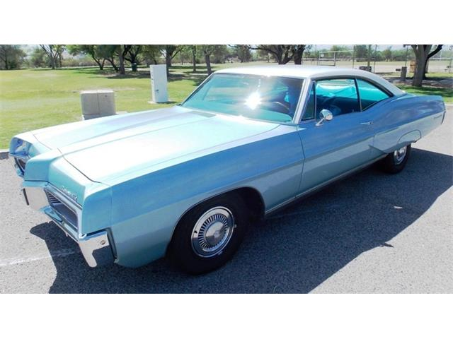 1967 Pontiac Bonneville (CC-1132524) for sale in Tucson, Arizona