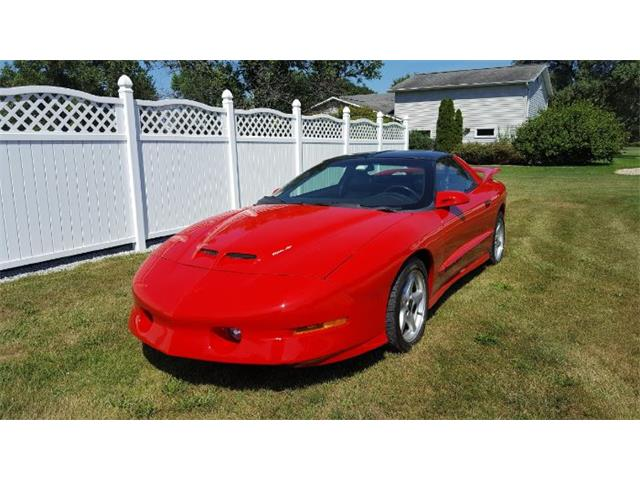 1996 Pontiac Firebird Trans Am (CC-1132572) for sale in Cadillac, Michigan
