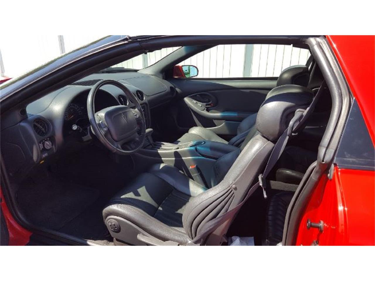 1996 Pontiac Firebird Trans Am (CC-1132572) for sale in Cadillac, Michigan