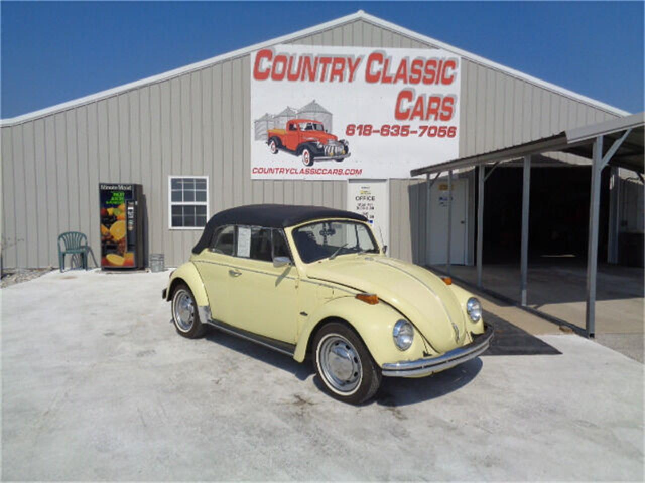 1970 Volkswagen Beetle (CC-1132616) for sale in Staunton, Illinois