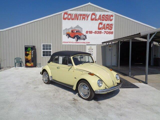 1970 Volkswagen Beetle (CC-1132616) for sale in Staunton, Illinois