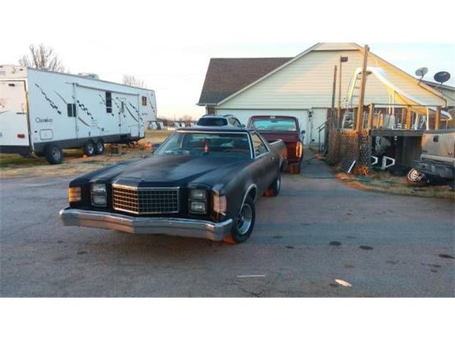 1977 Ford Ranchero (CC-1132647) for sale in Cadillac, Michigan