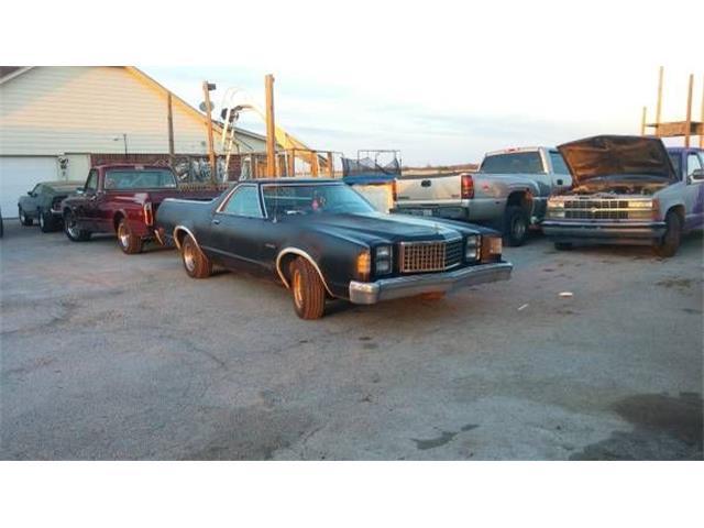 1977 Ford Ranchero (CC-1132647) for sale in Cadillac, Michigan