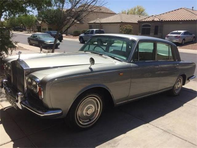 1967 Rolls-Royce Silver Shadow (CC-1132675) for sale in Cadillac, Michigan