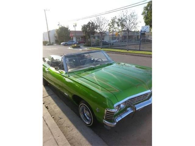 1967 Chevrolet Impala (CC-1132676) for sale in Cadillac, Michigan