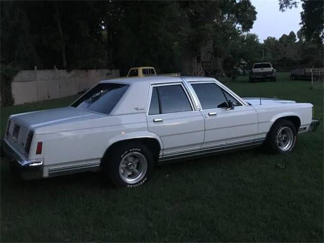 1986 Ford LTD (CC-1132696) for sale in Cadillac, Michigan