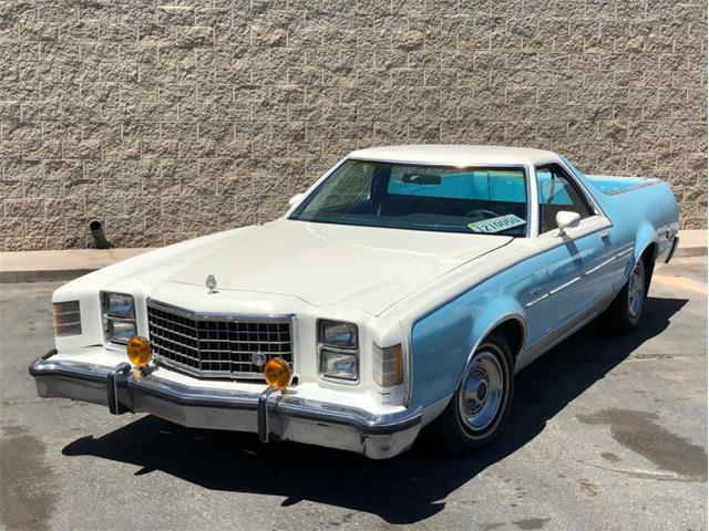 1979 Ford Ranchero (CC-1132722) for sale in Vernal, Utah