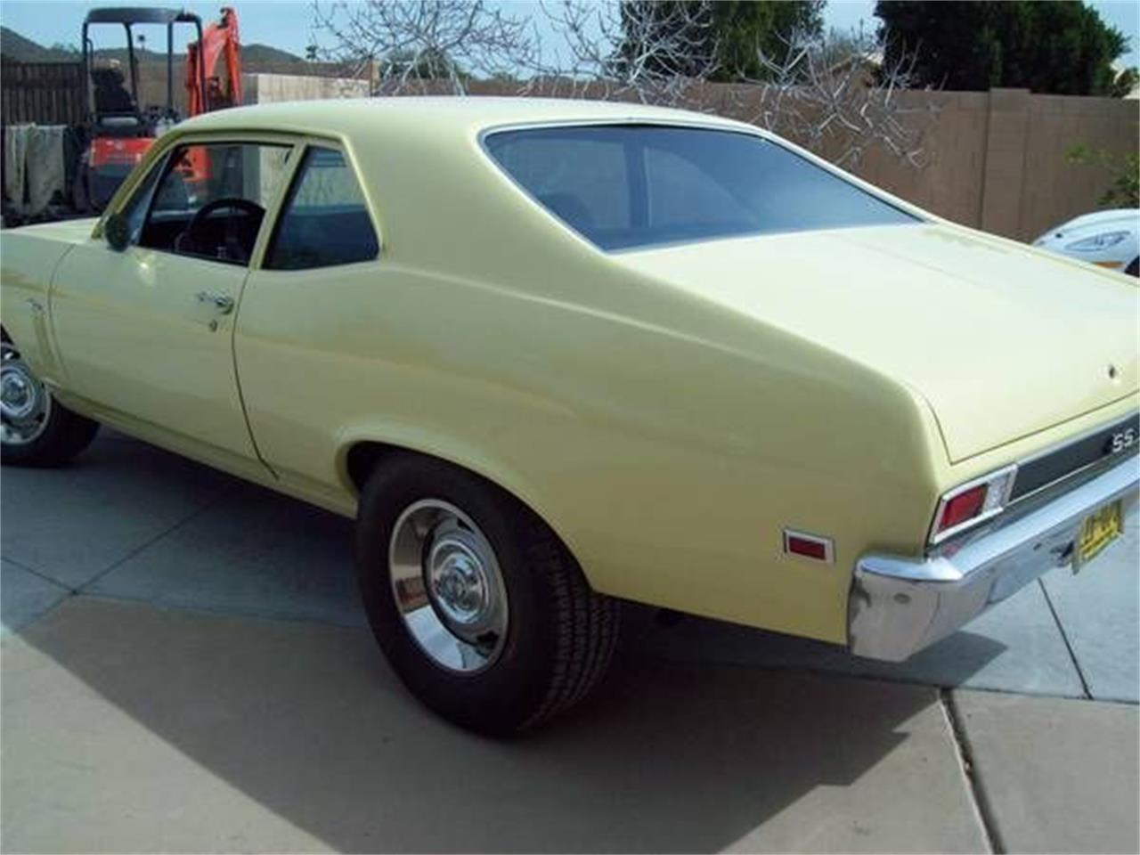 1969 Chevrolet Nova (CC-1132780) for sale in Cadillac, Michigan