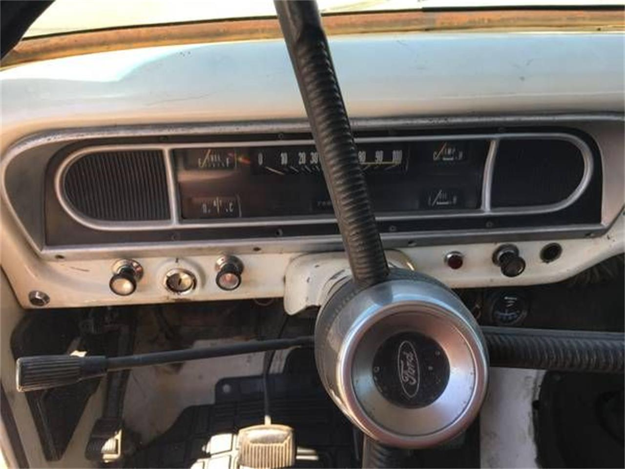 1969 Ford F100 (CC-1132781) for sale in Cadillac, Michigan