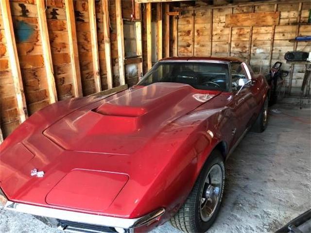 1969 Chevrolet Corvette (CC-1132791) for sale in Cadillac, Michigan