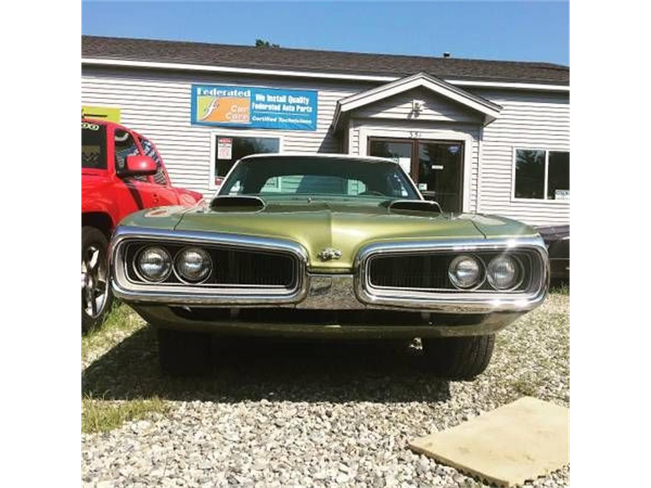1970 Dodge Coronet (CC-1132815) for sale in Cadillac, Michigan