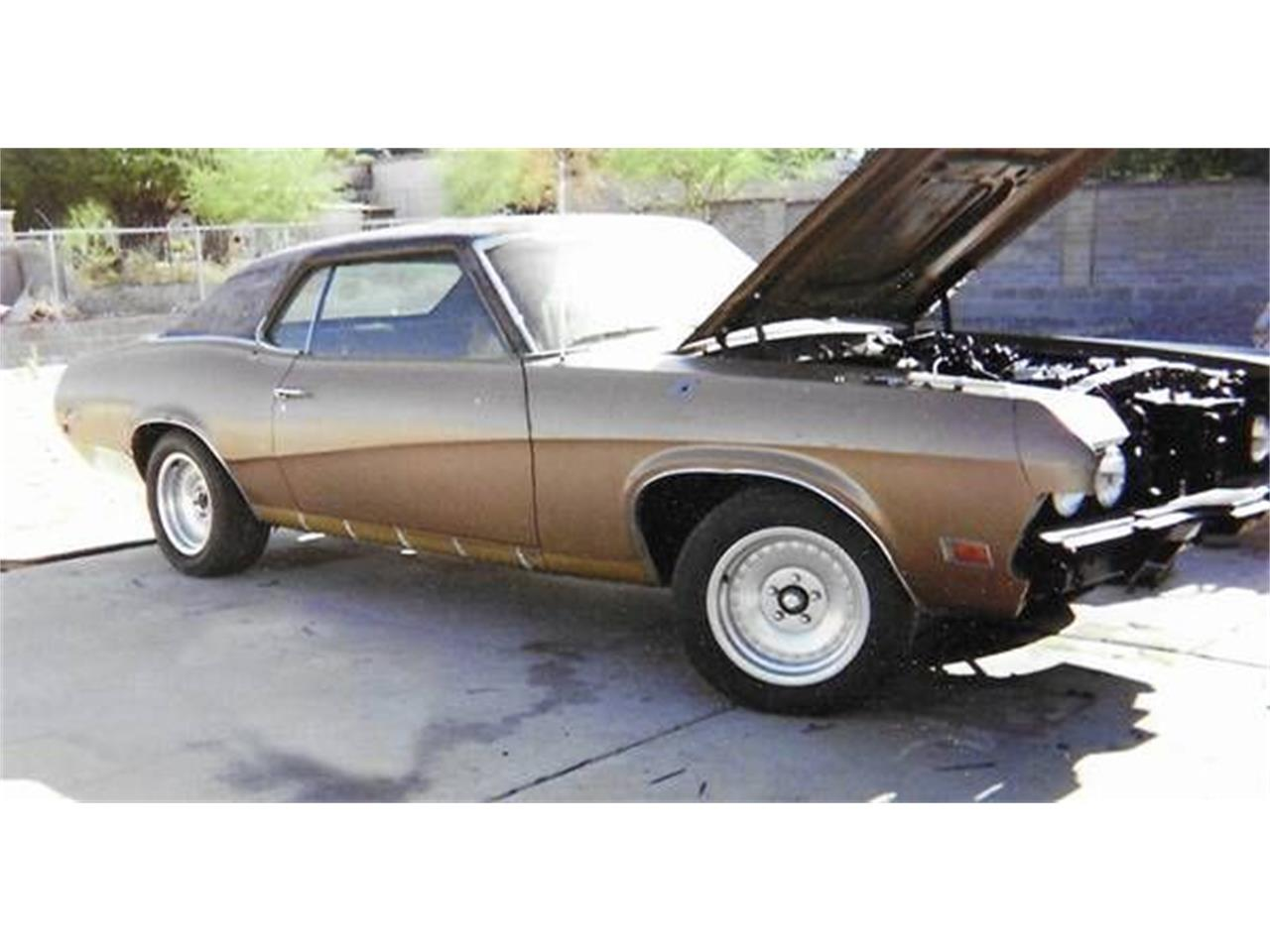 1970 Mercury Cougar (CC-1132836) for sale in Cadillac, Michigan