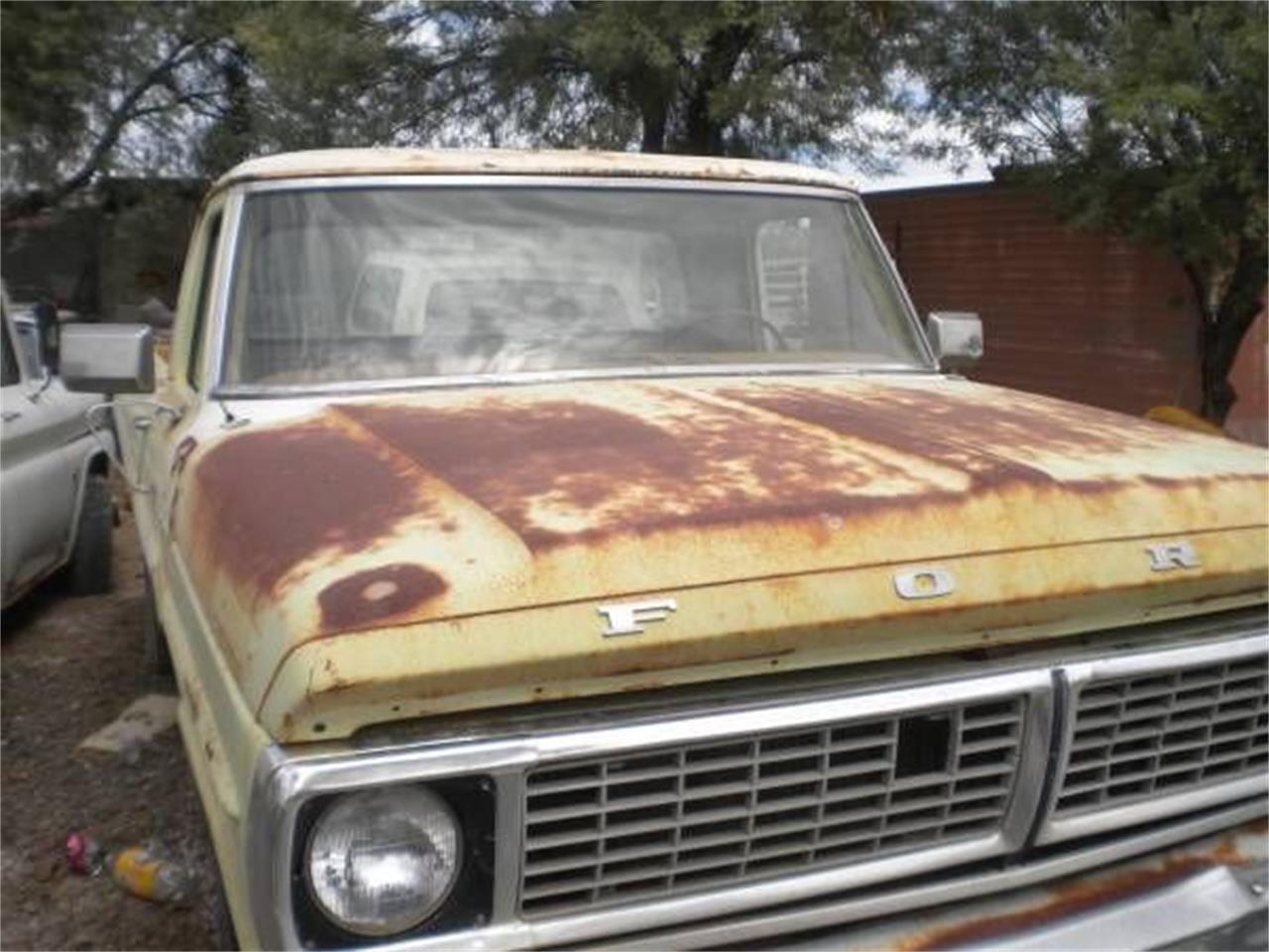 1970 Ford F250 (CC-1132841) for sale in Cadillac, Michigan