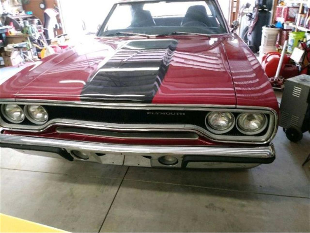 1970 Plymouth Road Runner (CC-1132846) for sale in Cadillac, Michigan