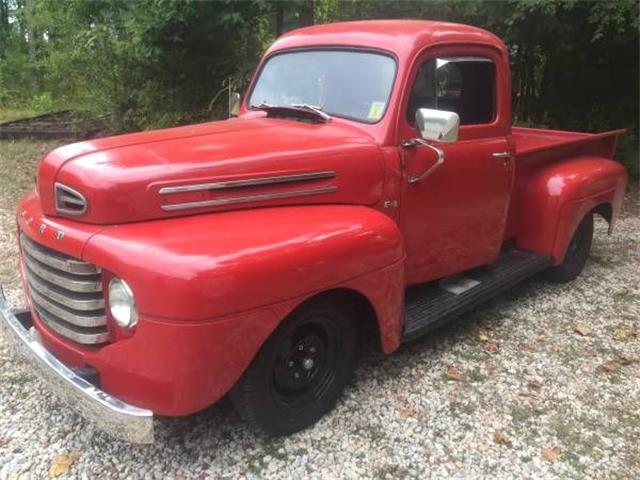 1949 Ford F1 (CC-1132856) for sale in Cadillac, Michigan