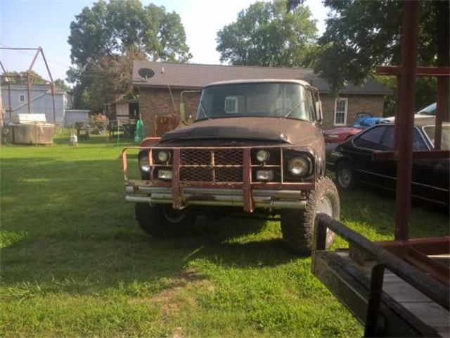 1966 International Pickup (CC-1132862) for sale in Cadillac, Michigan