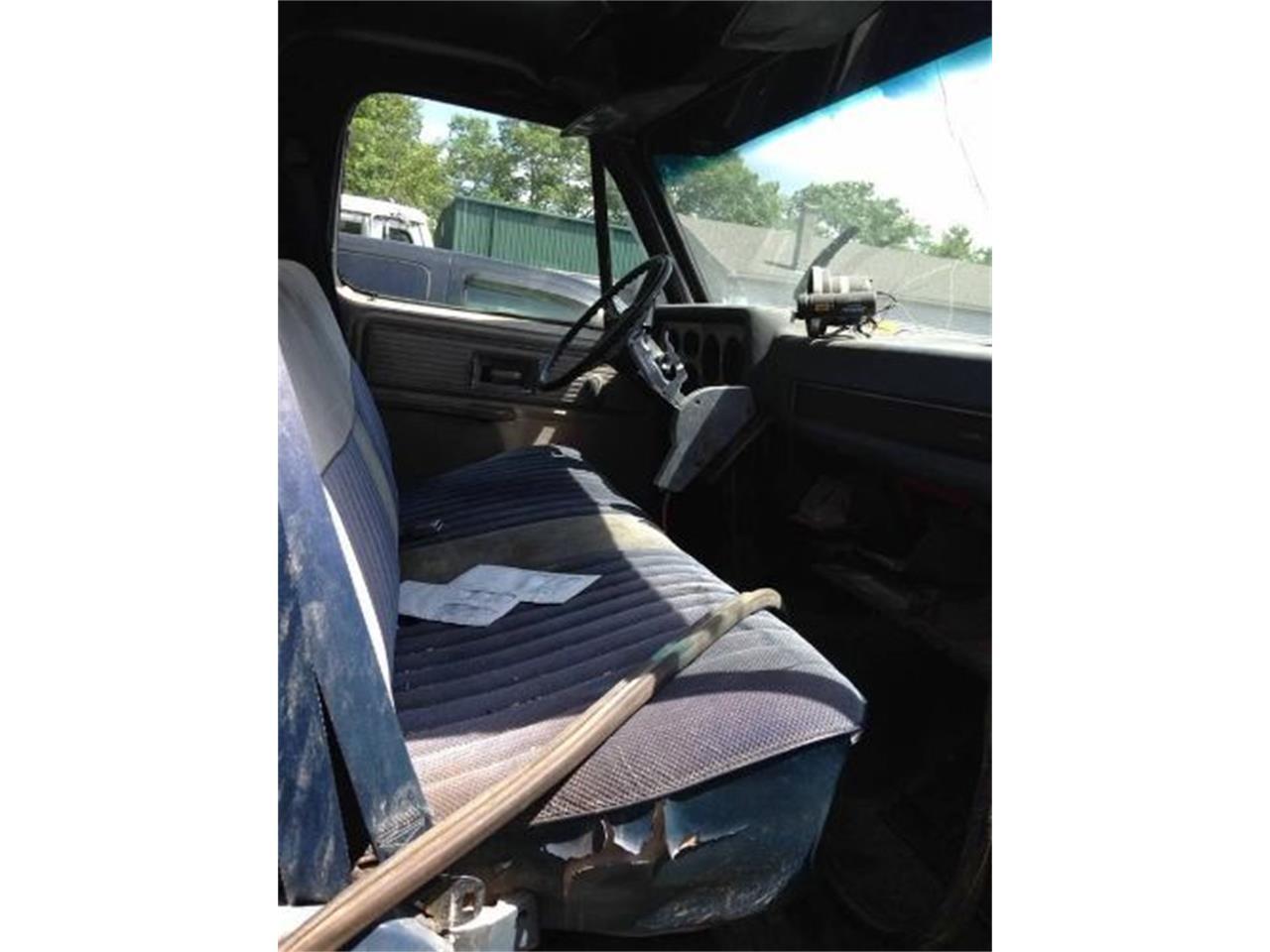 1987 Chevrolet K-20 (CC-1132876) for sale in Cadillac, Michigan