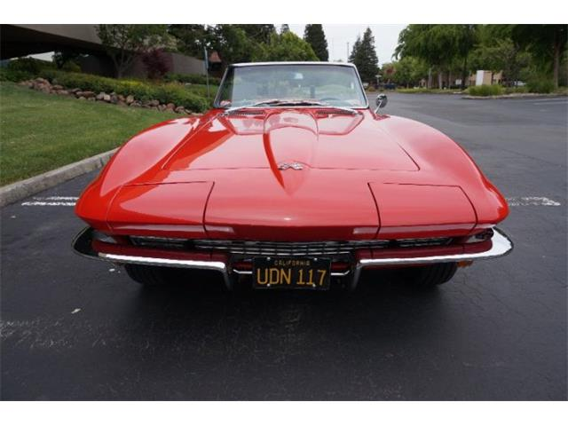 1967 Chevrolet Corvette (CC-1132890) for sale in Cadillac, Michigan