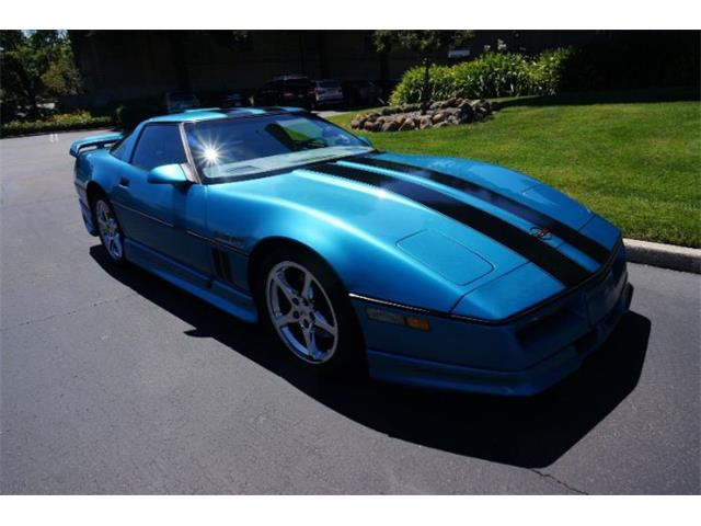 1987 Chevrolet Corvette (CC-1132891) for sale in Cadillac, Michigan