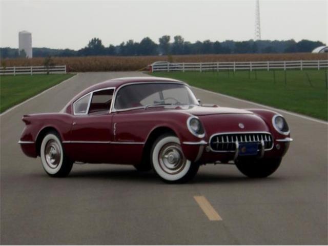 1954 Chevrolet Corvette (CC-1132895) for sale in Cadillac, Michigan