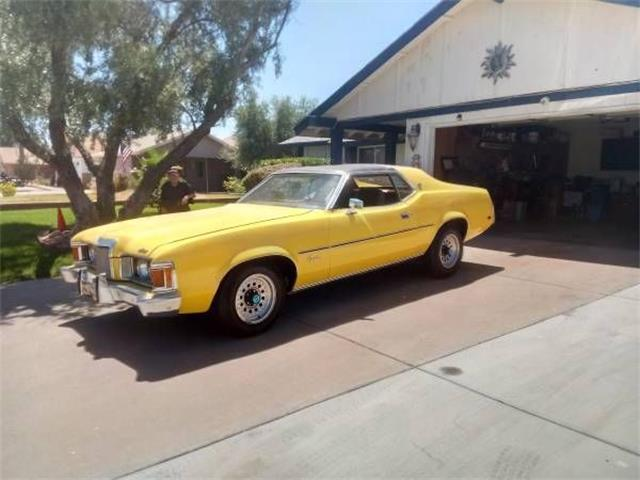 1973 Mercury Cougar (CC-1132898) for sale in Cadillac, Michigan