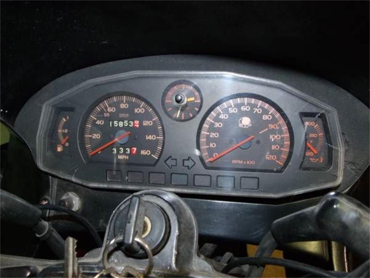 1988 Ducati Motorcycle (CC-1130290) for sale in Cadillac, Michigan