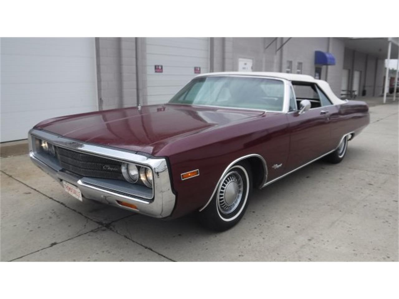 1970 Chrysler Newport (CC-1132919) for sale in Milford, Ohio