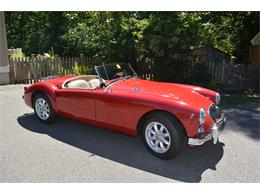 1956 MG MGA 1500 (CC-1132920) for sale in Atkinson, New Hampshire