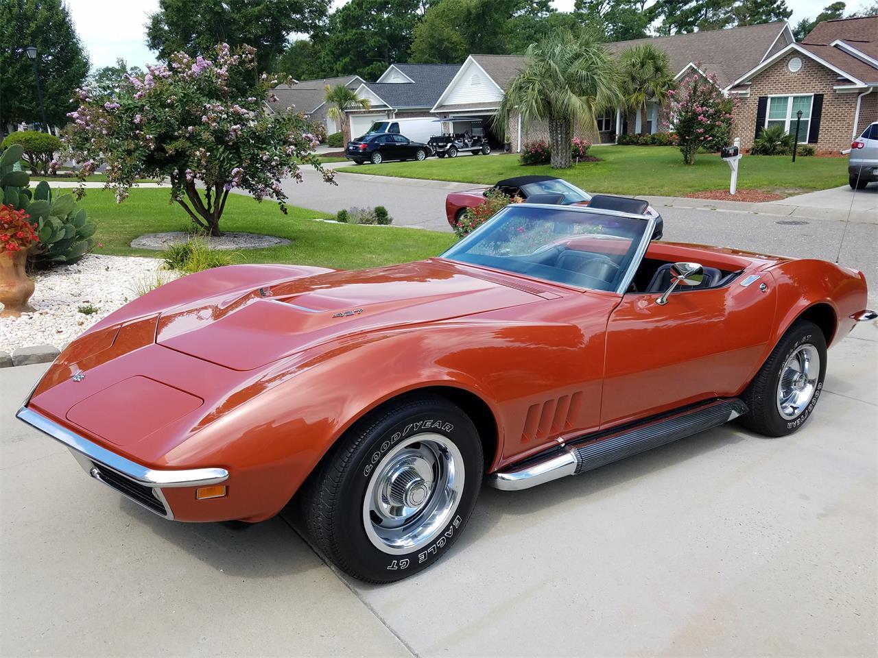 Kelebihan Corvette 1968 Review