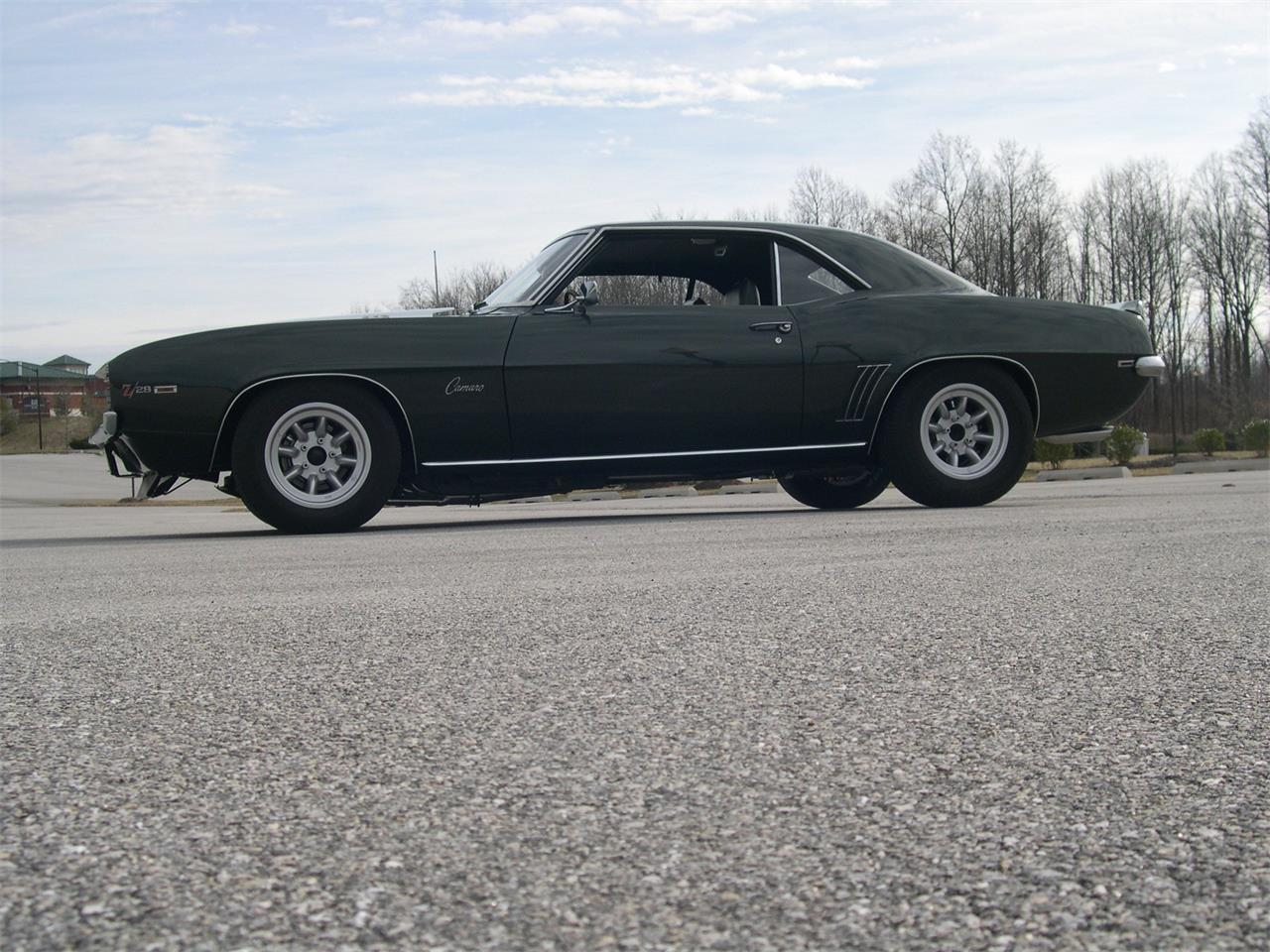 1969 Chevrolet Camaro Z28 (CC-1132945) for sale in Sykesville, Maryland
