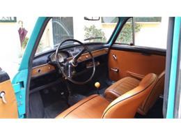 1968 Autobianchi Bianchina Panoramica (CC-1130308) for sale in Cadillac, Michigan