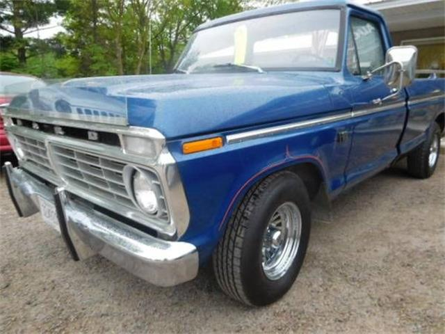 1974 Ford F100