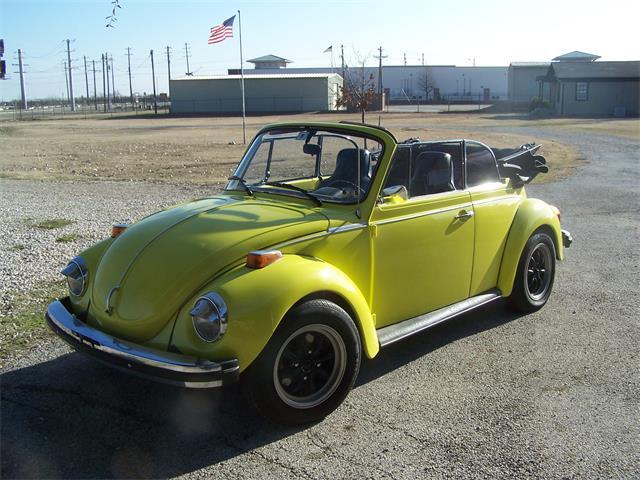 1974 Volkswagen Super Beetle (CC-1133176) for sale in Grand Saline, Texas