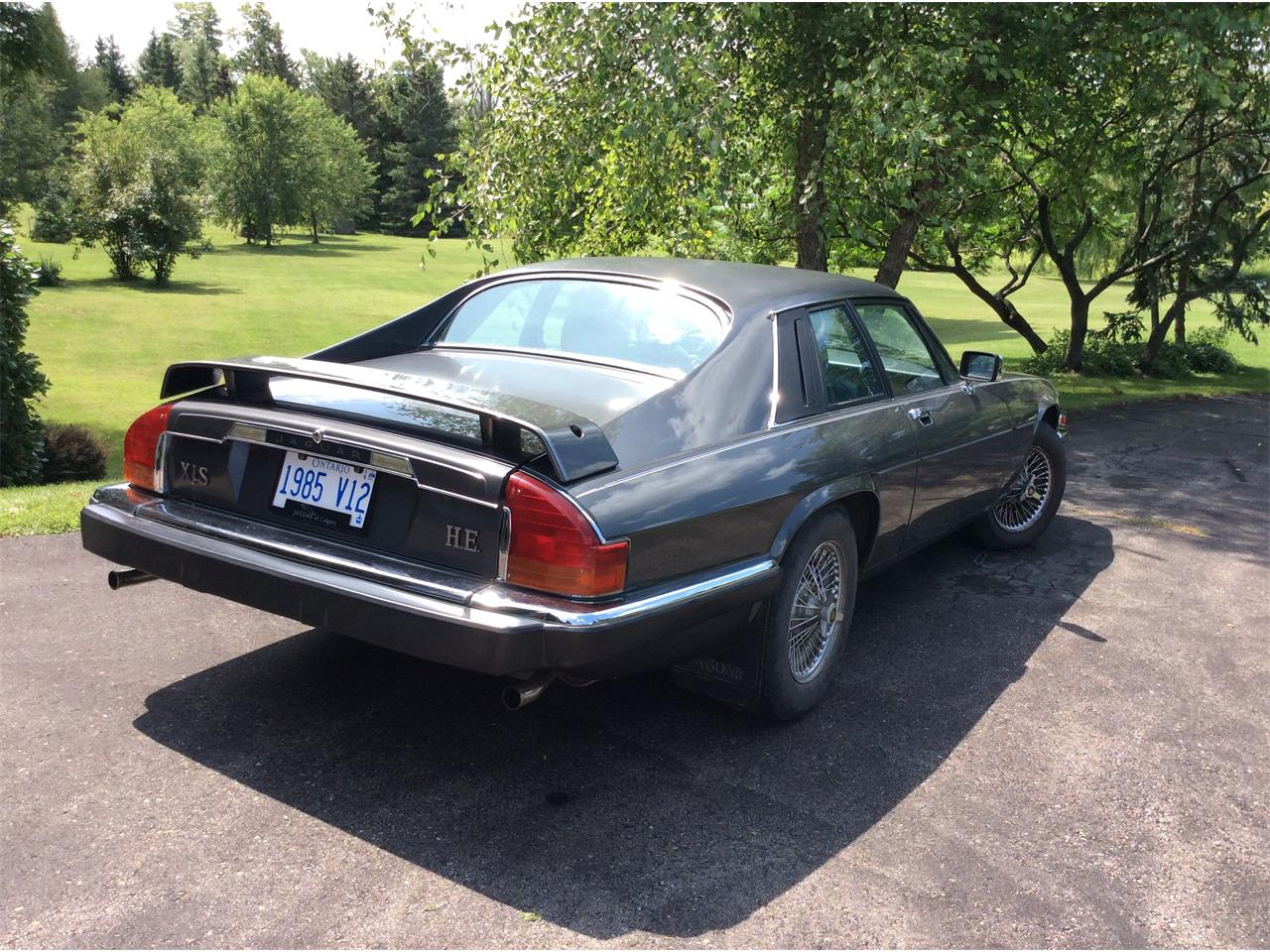 1985 Jaguar XJS (CC-1133186) for sale in Caledon East, Ontario
