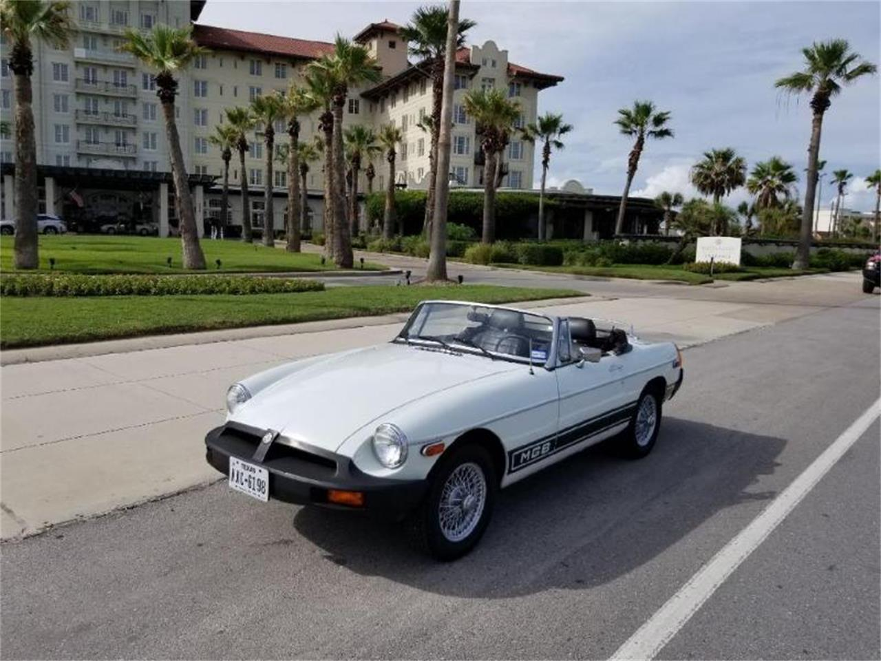 1977 MG MGB (CC-1133189) for sale in Houston, Texas