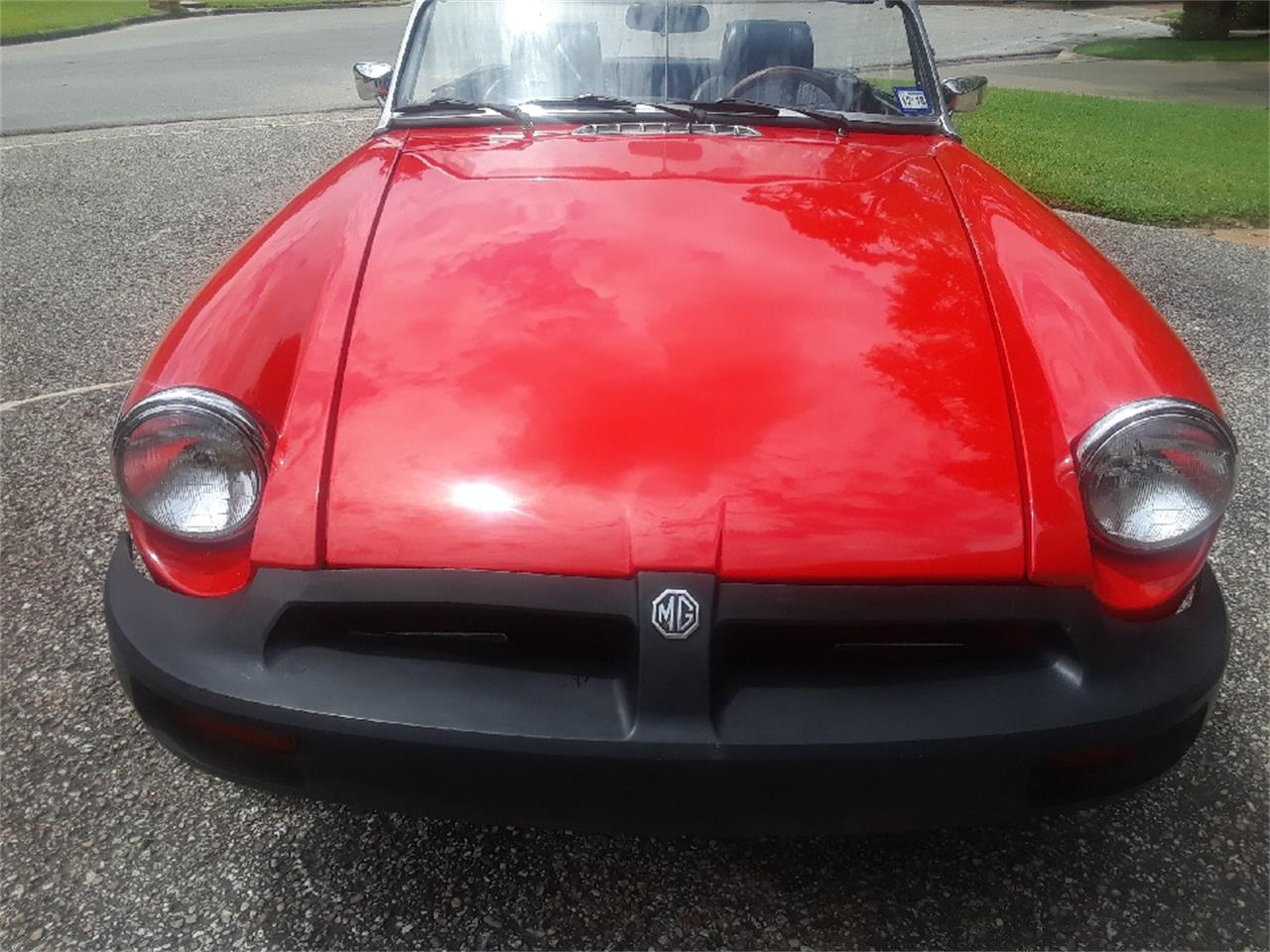 1976 MG MGB (CC-1133195) for sale in Lufkin, Texas